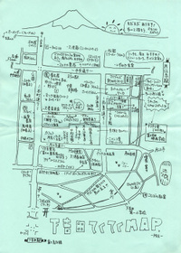 Fujiyoshida_map